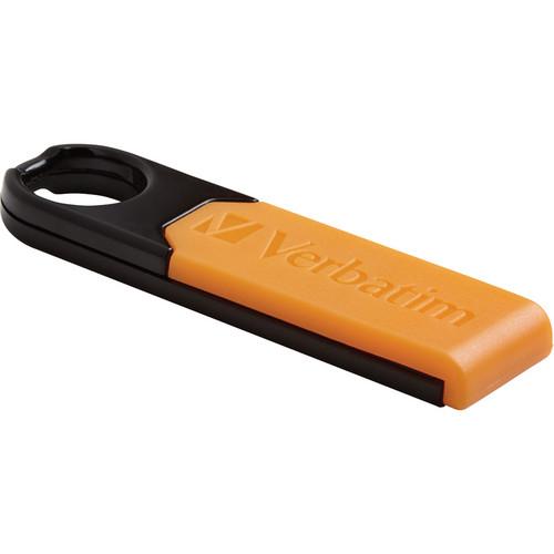 Verbatim 8GB Store 'n' Go Micro USB Drive Plus (Orange)