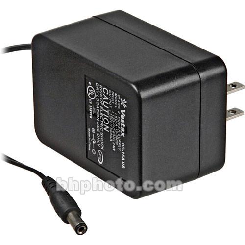 Vestax DC15A - 15V DC Power Supply for Compatible Vestax DJ Mixers