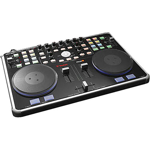 Vestax VCI-300 DJ Controller / Audio Interface With Serato ITCH Software