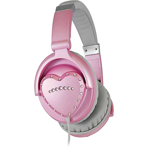 Vestax HMX-1 Headphones (Pink)