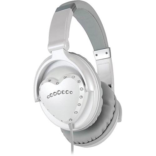 Vestax HMX-1 Headphones (White)