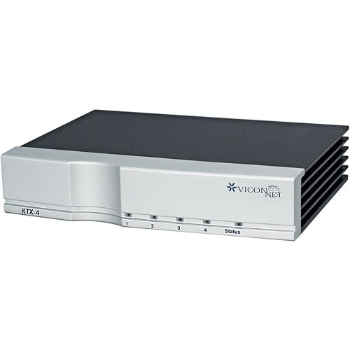 Vicon KTX-4 Viconnet 4-Channel Digital Video Encoder