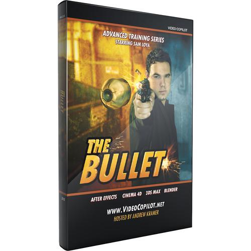 Video Copilot The Bullet Advanced AE & 3D Training