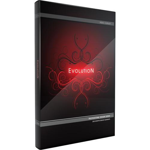Video Copilot Evolution Decorative Design Elements