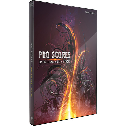 Video Copilot Pro Scores Cinematic Music Design Tools (Download)