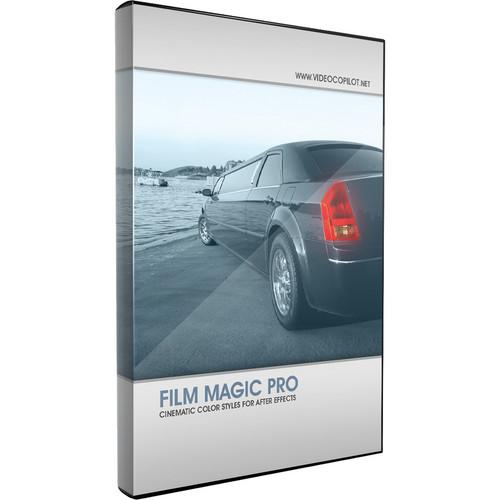Video Copilot Film Magic Pro Cinematic Color Styles for AE