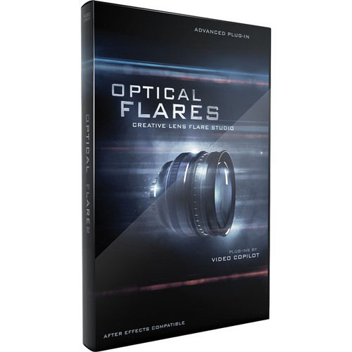 Video Copilot Optical Flares Plug-In (Download)