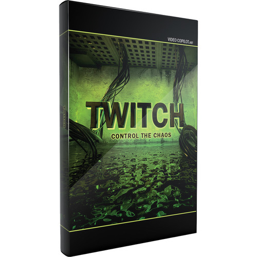 Video Copilot Twitch (Download)