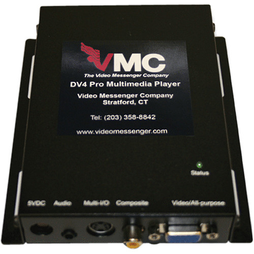 Video Messenger DV4 Pro Multimedia Player