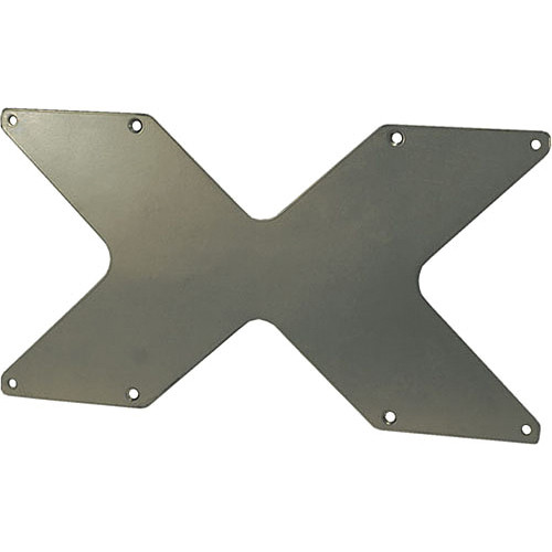 Video Mount Products AP-1 400mm x 200mm VESA Adapter Plate - Silver