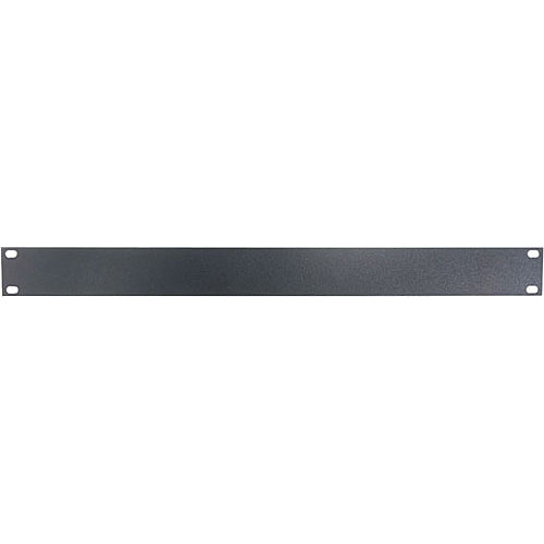 Video Mount Products ER-1B Single Space Blank Panel