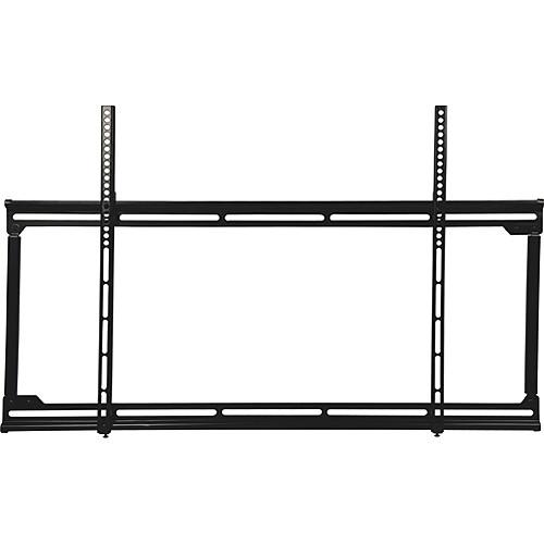 Video Mount Products FP-LFV Large Flat Panel Flush Mount - Black