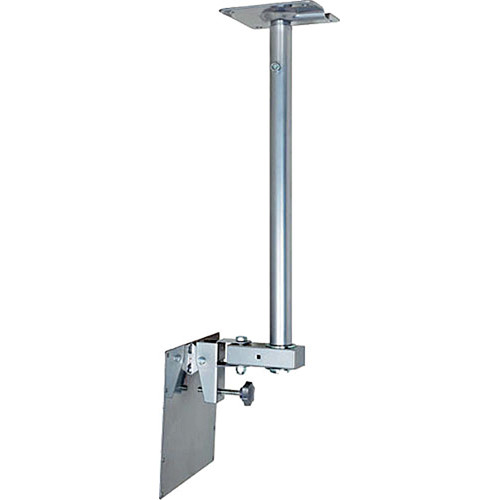 Video Mount Products LCD-2537C Mid-Size Flat Panel Ceiling Mount - Silver
