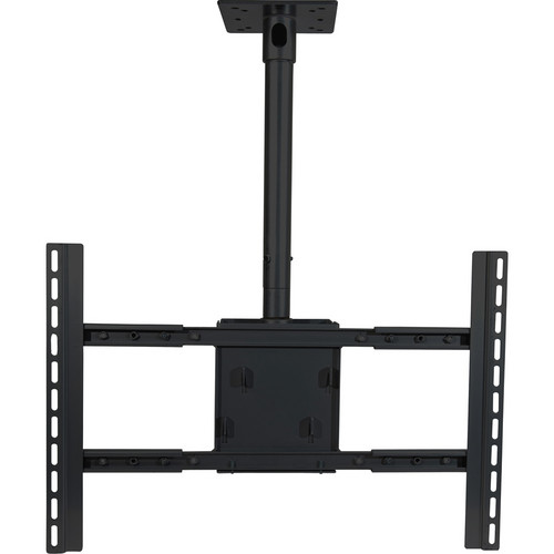 Video Mount Products PDS-LC Large Flat Panel Ceiling Mount - Black