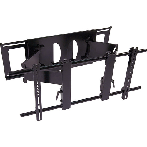 Video Mount Products PDS-LWA Large Flat Panel Articulating Wall Mount - Black
