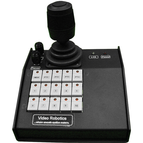 Video Robotics Digital Joystick Controller