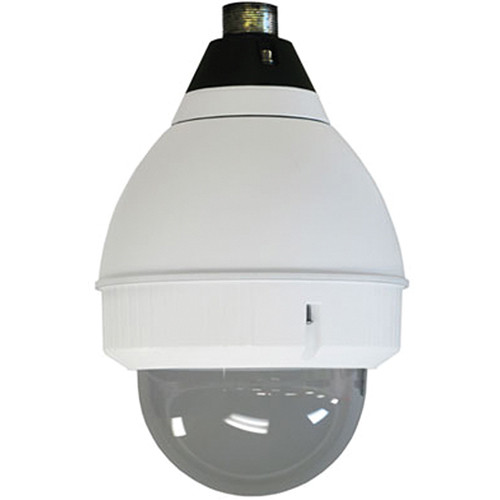 """Videolarm FDP75C8N PoE Ready Fusion Dome (7"""" / 177.8mm, Clear)"""