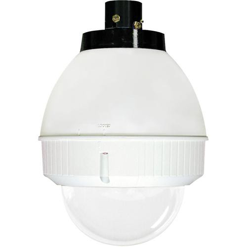 "Videolarm FDP75CF2N 7"" FusionDome Outdoor IP Ready Pendant Mount Fixed Housing"