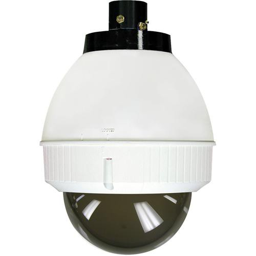 "Videolarm FDP75T2N 7"" FusionDome Outdoor IP Ready Pendant Mount PTZ Housing"