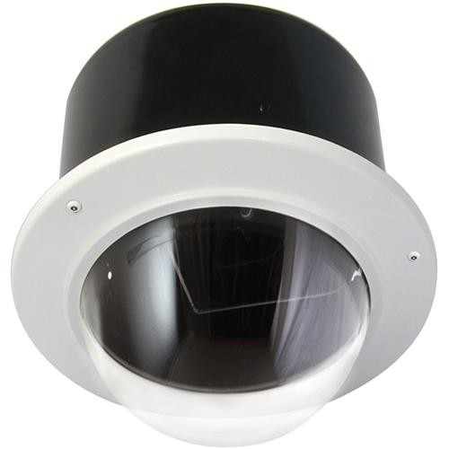 "Videolarm IRM7CF 7"" FusionDome Indoor IP Ready Vandal Resistant Recessed Mount Fixed Housing"