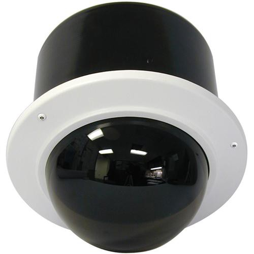 "Videolarm IRM7TN 7"" FusionDome Indoor IP Ready Vandal Resistant Recessed Mount PTZ Housing"