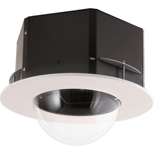 "Videolarm MR7CN 7"" Indoor IP Ready Recessed Ceiling Mount PTZ Housing"