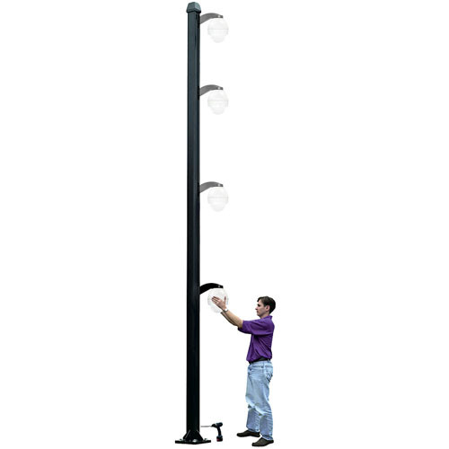 Videolarm PV16N 16' Free-Standing Lowering Pole