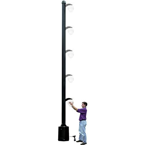 Videolarm PV18N 18' Free-Standing Lowering Pole