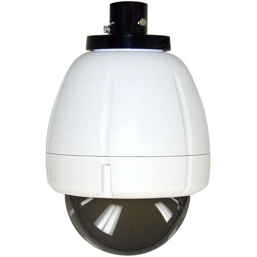"""Videolarm RHP75TF2N 7"""" FusionDome Outdoor IP Ready Vandal Resistant Pendant Mount Fixed Housing"""