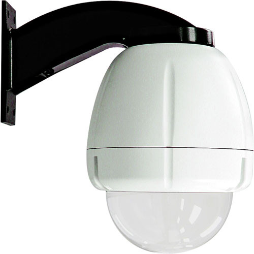 "Videolarm RHW75C2N 7"" FusionDome Outdoor IP Ready Vandal Resistant Wall Mount PTZ Housing"