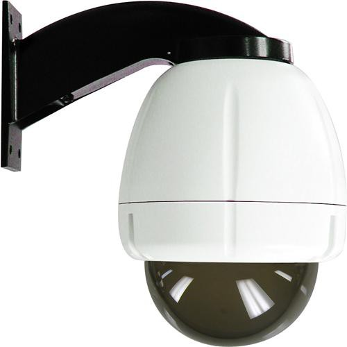 """Videolarm RHW75TF2N 7"""" FusionDome Outdoor IP Ready Vandal Resistant Wall Mount Fixed Housing"""