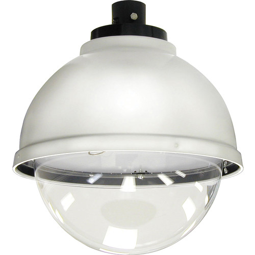 "Videolarm SDP12CHB SuperDome-12 12"" Outdoor Dome with Pendant Mount"