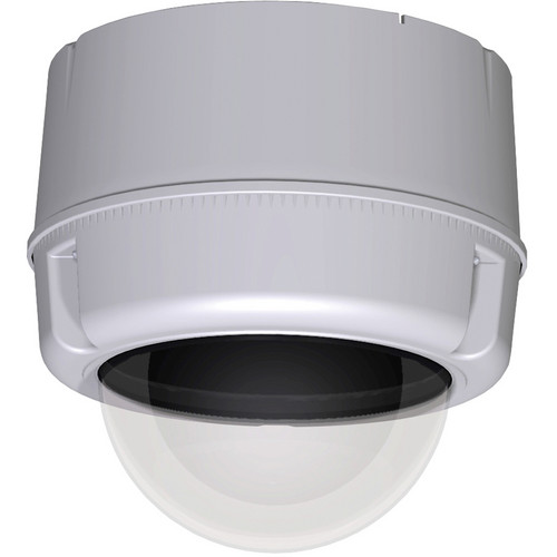 "Videolarm 5.9"" (149.9mm) Outdoor Vandal-Resistant Surface-Mount Dome (Clear)"