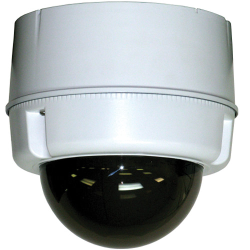 Videolarm PoE Ready Outdoor Surface-Mount Dome Housing