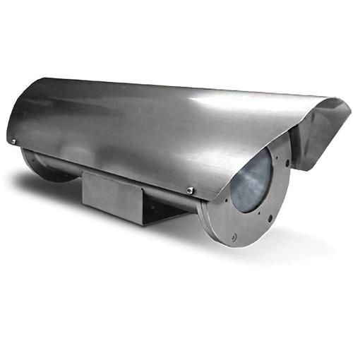 Videolarm Fusion Stainless Steel Tubular Camera Housing