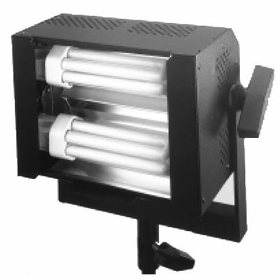 Videssence Baby Base Fluorescent Fixture (Non Dimming, 120-230 VAC)