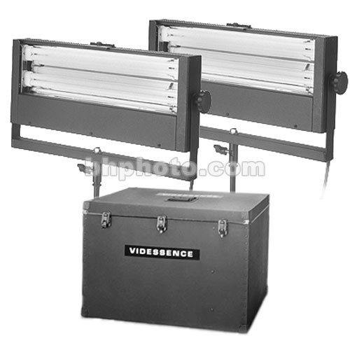 Videssence Koldkit Koldlite Fluorescent 2 Fixture Lighting Kit (220V)