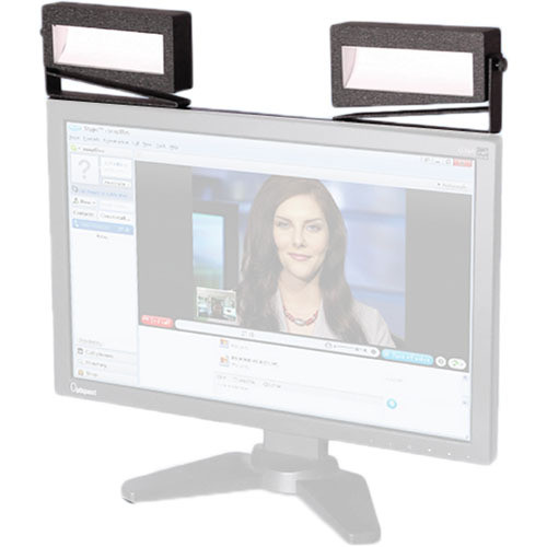 Videssence ViewMe B2 LED Light Kit with Brackets