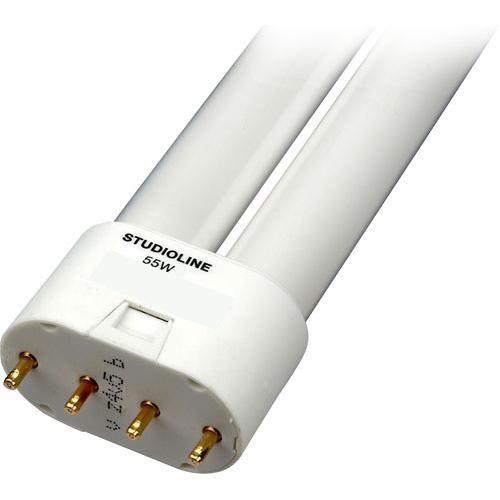 Videssence 55 Watt 5500K Biax Studioline Lamp for KL110 and KL220 Fixtures