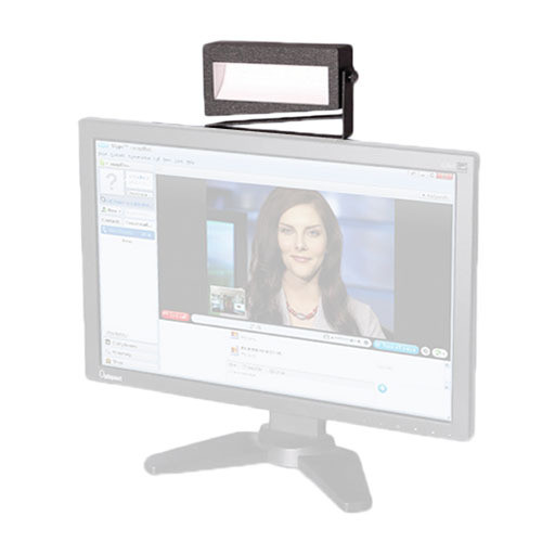 Videssence ViewMe Video Chat Lighting Kit with Z Bracket