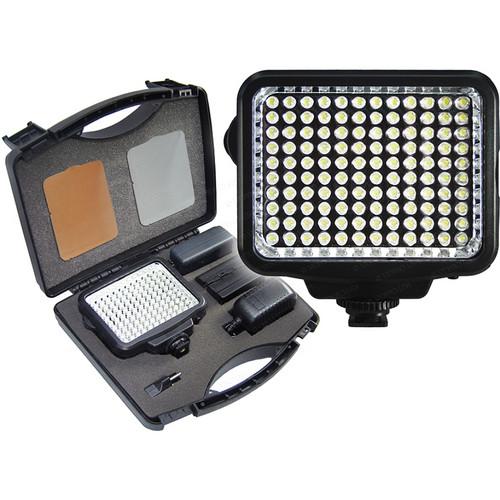 Vidpro K-120 On-Camera LED Video Light Kit