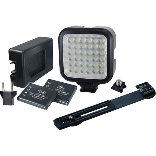Vidpro LED-36 Video Light Kit