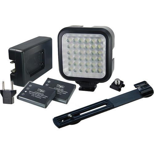 Vidpro LED-36 Video Light Kit