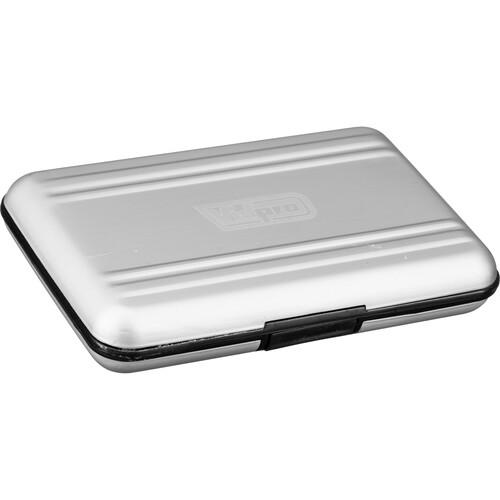 Vidpro Power 2000 SD-1 Digital Memory Case - for 8 SD, MiniSD, or MicroSD Memory Cards