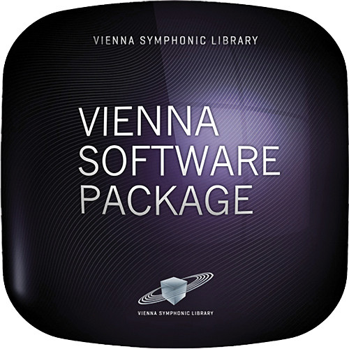 Vienna Symphonic Library Vienna Software Package - Sample Player, Mixing and Effects Bundle (Download)