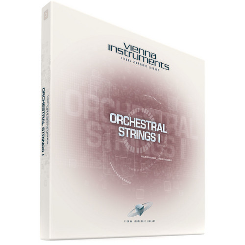 Vienna Symphonic Library Orchestral Strings I Upgrade to Full Library - Vienna Instruments (Download)