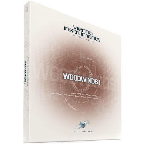 Vienna Symphonic Library Woodwinds I Upgrade to Full Library - Vienna Instruments (Download)