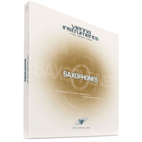 Vienna Symphonic Library Saxophones Upgrade to Full Library - Vienna Instruments (Download)