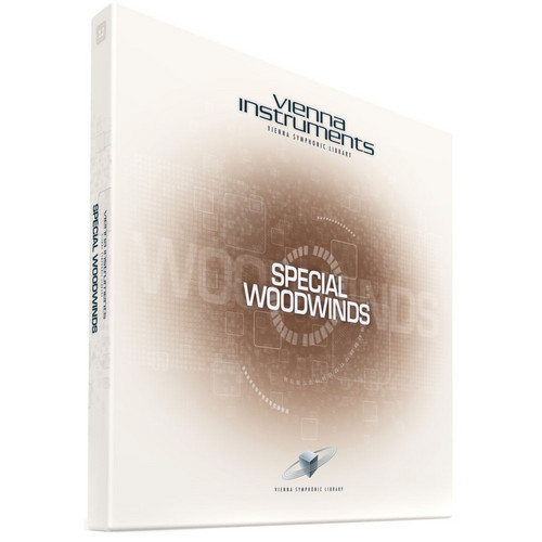Vienna Symphonic Library Special Woodwinds Upgrade to Full Library - Vienna Instruments(Download)