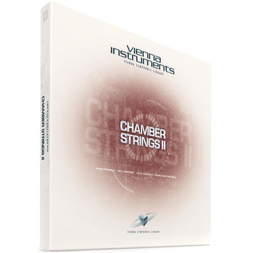 Vienna Symphonic Library Chamber Strings II Upgrade to Full Library - Vienna Instruments Download)